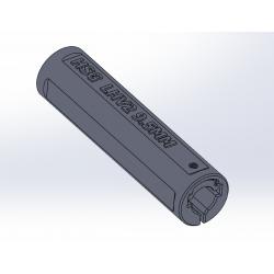 Vector hopup for 9.5mm barrel