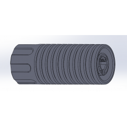 CCW adjustable suppressor...